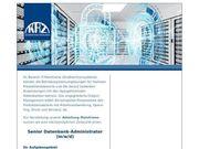 Senior Datenbank-Administrator m w d