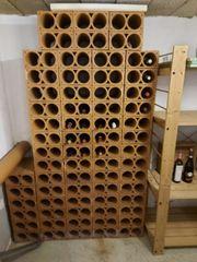 Weinlager aus Ton
