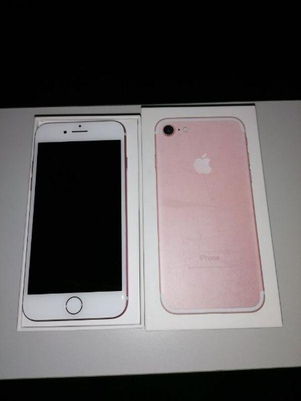 I phone 7 Rose gold 32 GB zu verkaufen