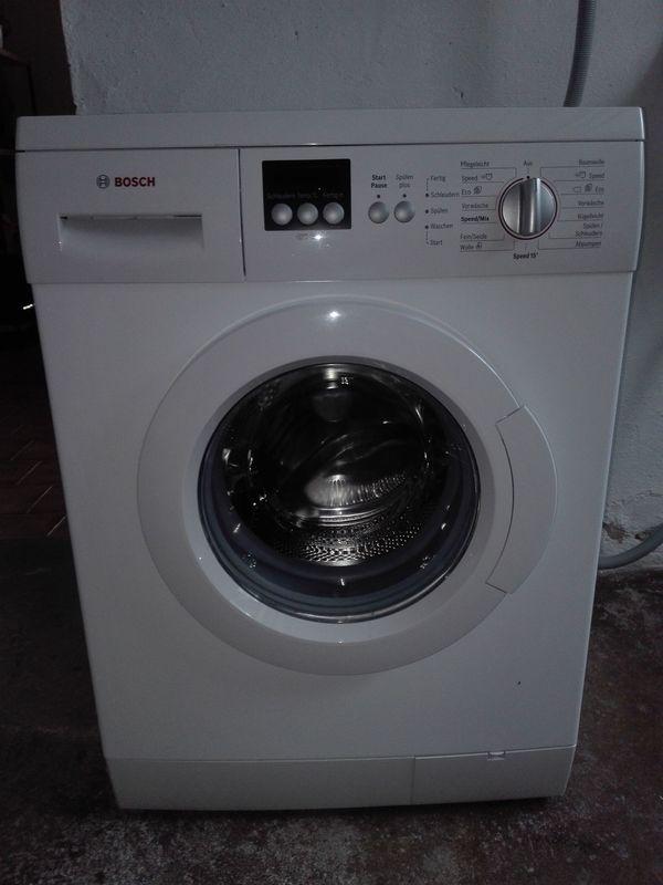 Bosch WAE282E0 Stand-Waschmaschine-Frontlader weiß A
