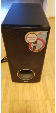 LG Speaker Sound Bar