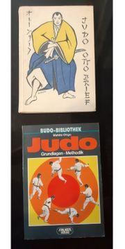 Judo Bücher im Set