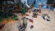 Playmobil Piraten Konvolut Schiff Pirateninse