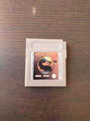 Mortal Kombat - Game Boy