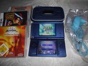 Nintendo DSi Original Konsole Blau
