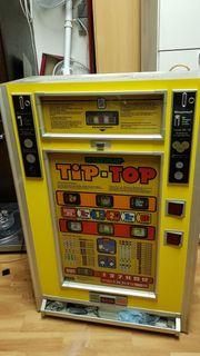 Geldspielautomat DM Zeiten