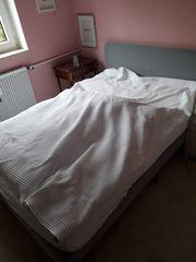 IKEA Slattum Bett 140x200cm in