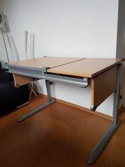 Kettler Schreibtisch höhenverstellbar