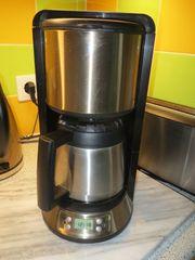 WMF Kaffeemaschine Digital Thermo Edelstahl