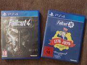 Fallout 4 Fallout 76