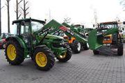 Traktor John Deere 5820 Kriechgang