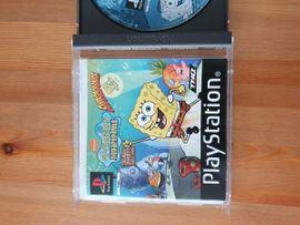 Bild 4 - Spiel Spongebob für PlayStation1 - München Gartenstadt-Trudering