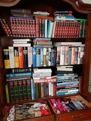 Buchnachlaß ca 100 Bücher
