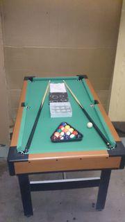 CARROMCO Billardtisch für Kinder und