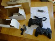 Wireless Gamepad for PS3 PC -