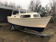 Hardy 18 Navigator Motorboot