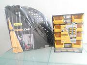 Geräteständer und Kleinteilemagazin