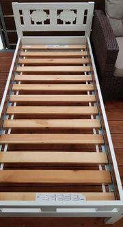 Ikea Kinder- Jugendbett Kritter