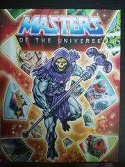 Motu Origin Comic Skeletor He-Man