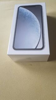 iPhone XR 64gb in weiß -