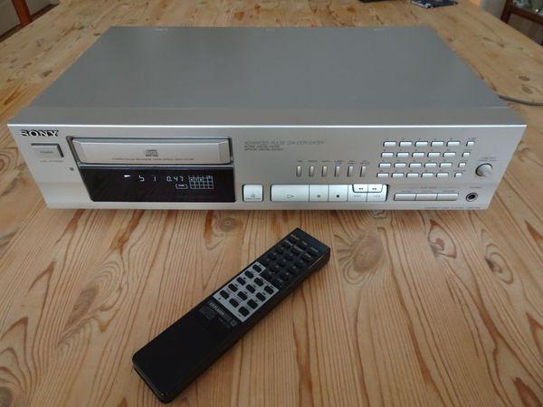 SONY Compact Disc Player CDP-515 -TECHNISCH WIE NEU! ! -