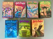 Harry Potter Koffer englisch