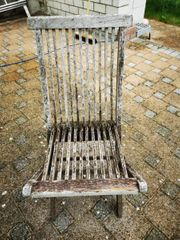 Teakholz Garten Stühle