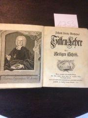 Alte Bibel von 1753