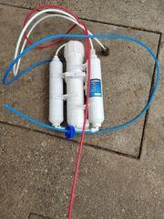 Osmosewasser Anlage funktionstüchtig