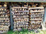 Brennholz trocken weich Ofenfertig