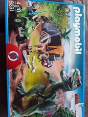Playmobil Set T-Rex Angriff