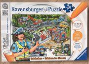 Gebrauchtes Ravensburger Tiptoi Puzzle im