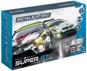 Scalextric C1360 Slotcar Autorennbahn SUPER