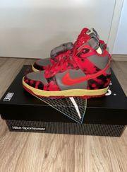 Nike Dunk High 1985 red