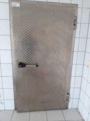 Kühlhaustür mit Rahmen