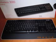 Microsoft Tastatur und Mouse 5000