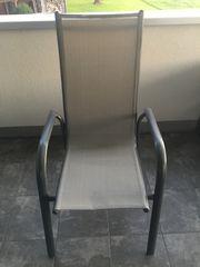 6 Stk Gartenstühle