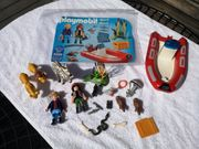 Playmobil Wilderer Set