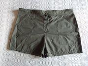 Shorts Damen Gr 38 bzw
