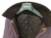 Barbour Steppjacke Gr 40