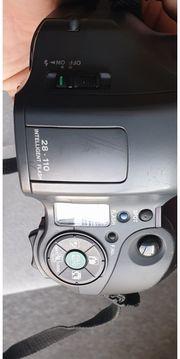olympus IS10 Spiegelreflex camera sauber