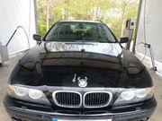 BMW 525d reserviert bis Freitag