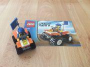 Lego City Quad-Bike der Küstenwache 7736