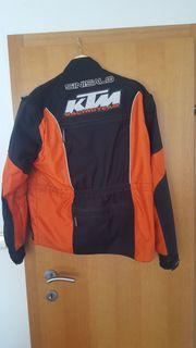 KTM Motorrad Jacke
