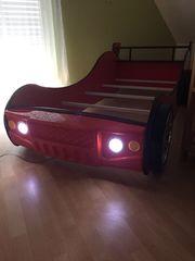 Kinder Auto Bett