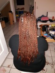 Braids Rastas open braids Box