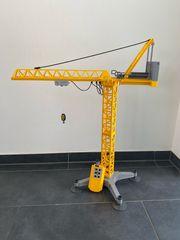 Playmobil Kran elektrisch