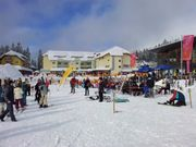 Ferienwohnung direkt im Skigebiet Feldberg