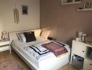 Malm Bett IKEA inklusive Lattenrost