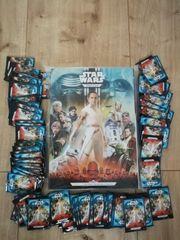 84 Päckchen 168 Karten Star